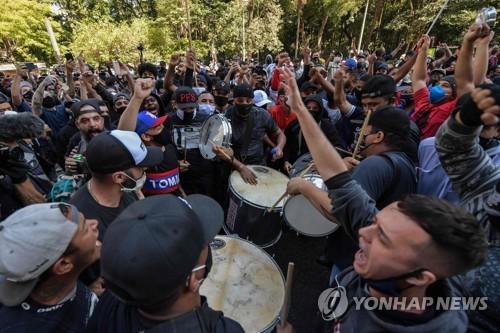 중남미 코로나19 확진자 100만명 넘어…사망자는 5만명