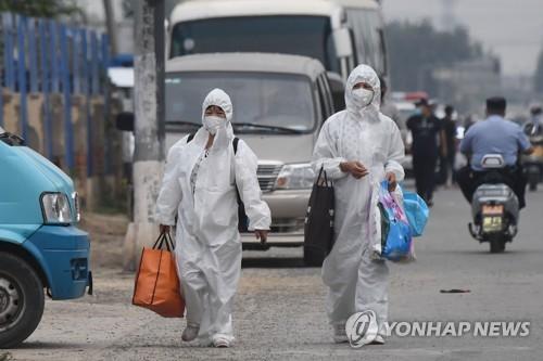 """베이징 신규확진 36명 늘어 확산 비상…""""우한 초기와 비슷""""(종합2보)"""