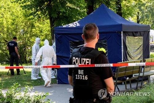 독일 검찰, 러시아 배후 의혹 '조지아인 살인' 용의자 기소