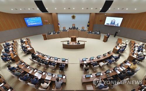 충남도의회 후반기 원 구성 돌입…상임위원장 6명 전원 민주당