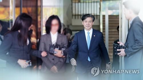 """'사모펀드 의혹' 조범동 징역 4년…""""권력형 범죄는 아냐""""(종합)"""