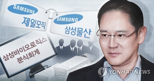 4년째 이어지는 삼성 총수 이재용의 '수난시대'
