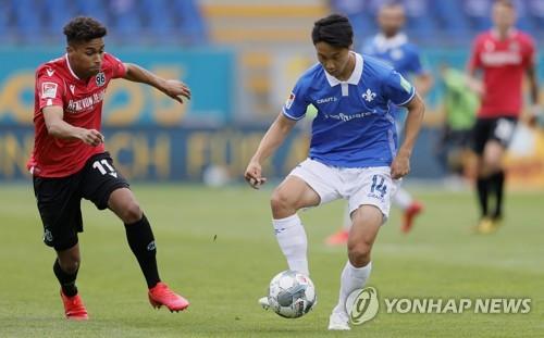 '백승호 교체출전' 다름슈타트 3-1 승리…최종 5위 마무리