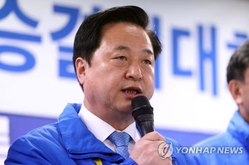 """김두관 """"노동시장 이중구조 혁파와 아들 유학이 무슨 관계"""""""