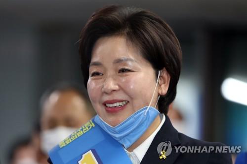 """삼성출신 양향자 """"이재용 4년간 재판받는 게 정상적인가"""""""