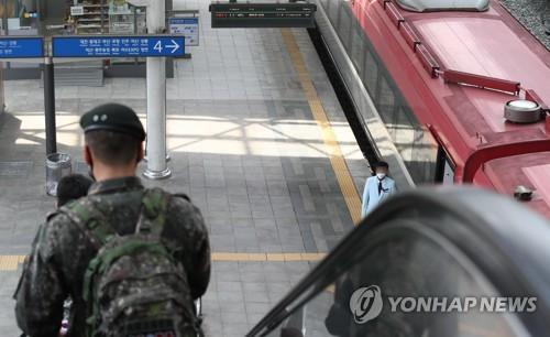 휴가 복귀 철원 장병·이태원 방문 대학생 확진자 잇따라 퇴원