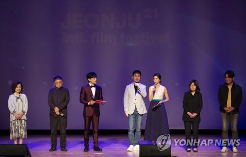 전주국제영화제, '습한 계절' 등 부문별 대상 4편 선정(종합)
