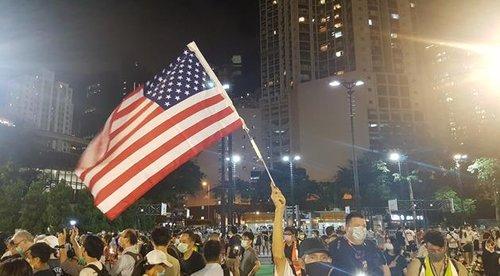 """미국 정부는 홍콩의 '부동산 거물'…""""6조원어치 소유"""""""