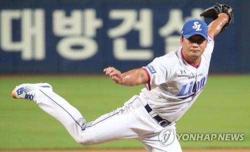 """'전설 앞에서 세이브' 조상우 """"오승환 선배 보면서 배울 것"""""""