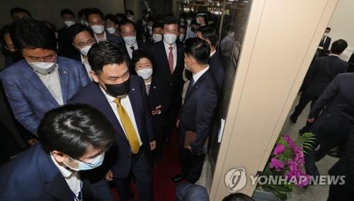 윤미향법·금태섭법…통합 '저격법' 발의 릴레이