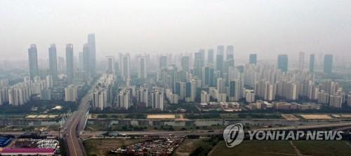 """인천 시민단체 """"송도국제도시 분양가상한제 적용해야"""""""