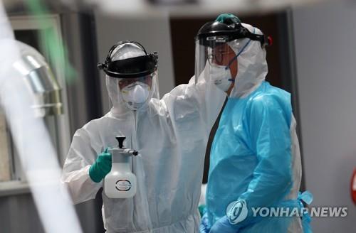 대전 방문판매업체 6명 추가확진 총 24명…수도권서도 확산 지속