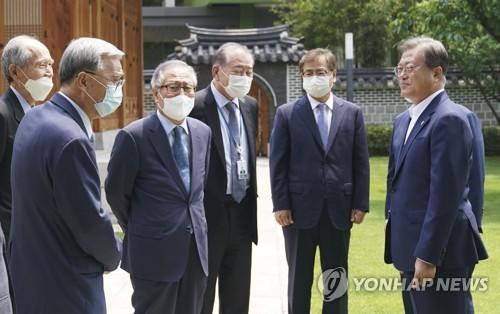 언론재단, '격동의 한반도, 문정인·이종석 대담' 개최