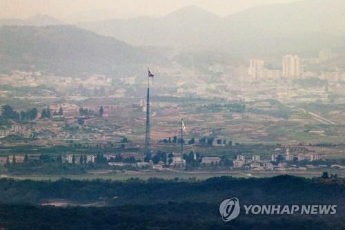 북한 군사행동 보류 소식에 파주 접경지 주민들 안도