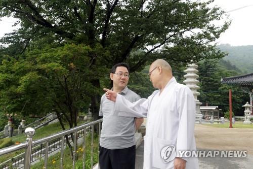 """주호영 """"달라진 것 없다. 협상 안 하겠다"""""""