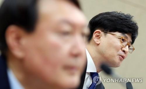 법무부 '검언유착 의혹' 한동훈 검사장 직접 감찰(종합2보)