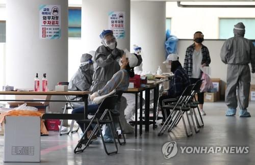 신규확진 다시 50명대…교회감염탓 서울-경기 집중·해외유입↑(종합)