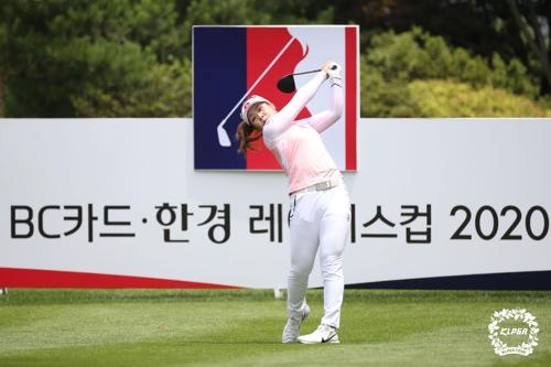 최혜진, 맥콜·용평리조트오픈 통산 세 번째 우승 도전