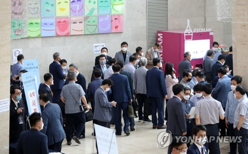 홍천서 대규모 기독교 집회 열려…전국서 500명 이상 참석
