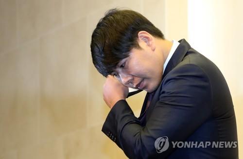 """김치현 키움 단장 """"강정호 복귀 철회, 스스로 내린 결정"""""""