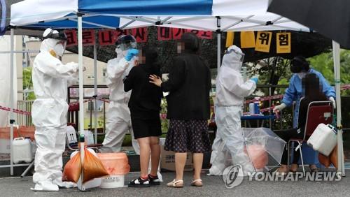 왕성교회발 감염 1명 추가…서울 코로나19 누계 1313명