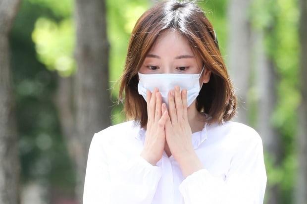 집행유예로 석방되는 황하나 (사진=연합뉴스)