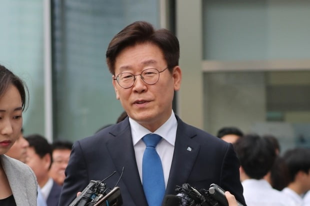 '허위사실 공표 혐의' 이재명 경기도지사가 18일 대법원 전원합의체 선고를 받는다. 사진=연합뉴스