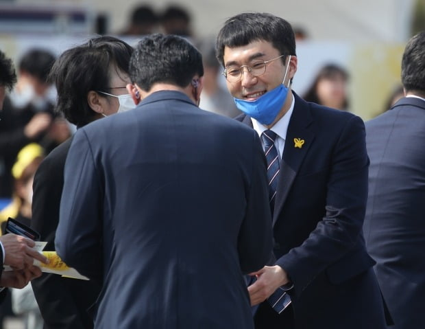 김남국 더불어민주당 의원. 사진=연합뉴스
