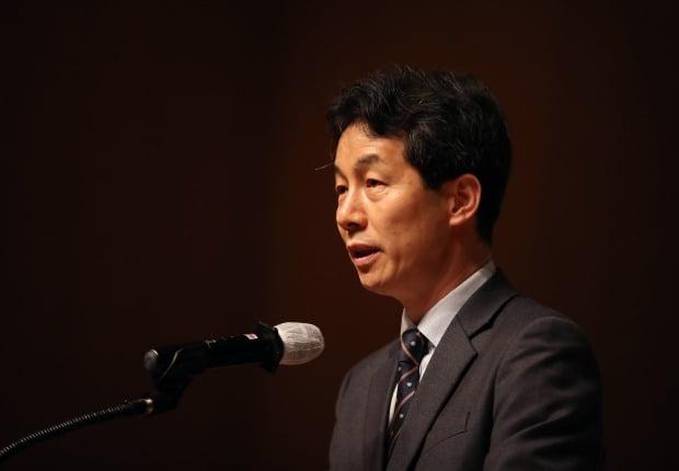 윤건영 더불어민주당 의원. [사진=연합뉴스]