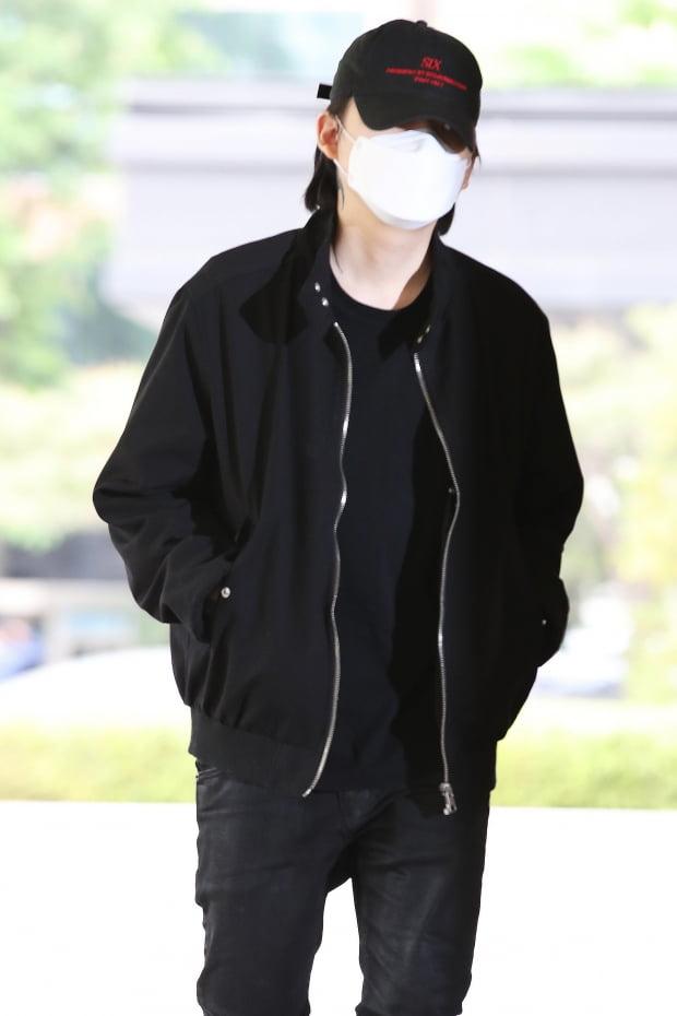 '장제원 아들' 노엘(본명 장용준)/사진=연합뉴스