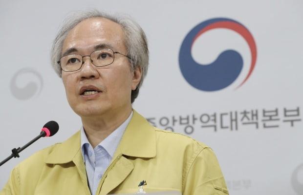 권준욱 중앙방역대책부본부장. 연합뉴스