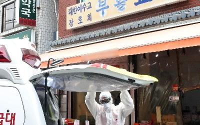 '또 터진 교회' 확진 속출…수도권 '비상'