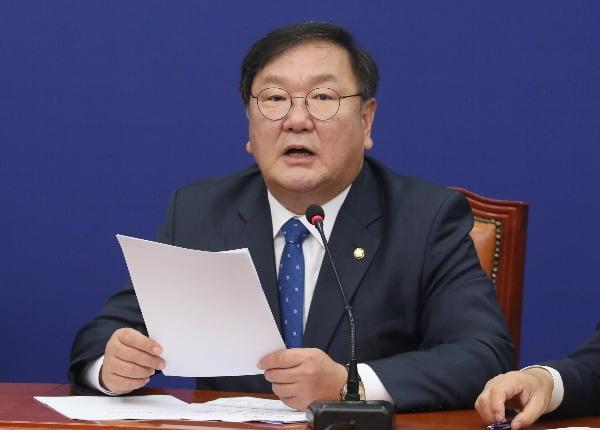 김태년 더불어민주당 원내대표. 사진=뉴스1