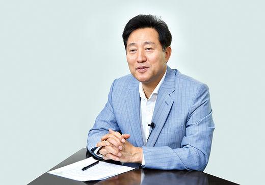 """오세훈 """"정권 탈환 기폭제, 꼭 내 손으로 만들고 싶다"""""""