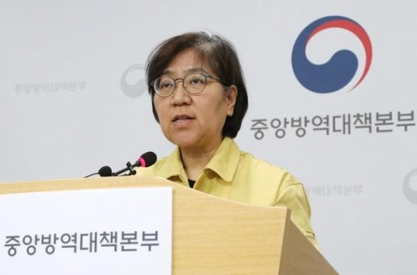 코로나19 브리핑하는 정은경 본부장. 사진=연합뉴스