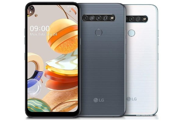 LG Q61/사진제공=LG전자