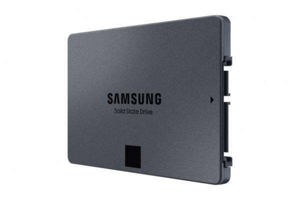 삼성 고용량 4비트 SSD '870 QVO'/사진제공=삼성전자