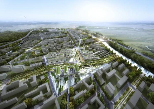 정부, 3기 신도시 '대토보상' 비율 50%로 높인다