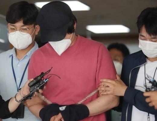 '서울역 묻지마 폭행' 사건으로 경찰 수사를 받은 30대 남성./사진=연합뉴스