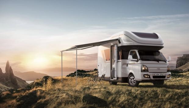 현대차가 캠핑카 포레스트를 출시한다. 사진=현대차