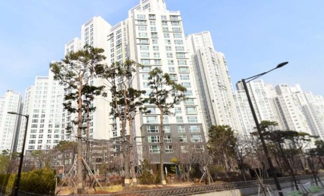 3.3㎡당 1억원을 돌파한 대치동 '래미안대치팰리스' 전경. (자료 네이버 거리뷰)