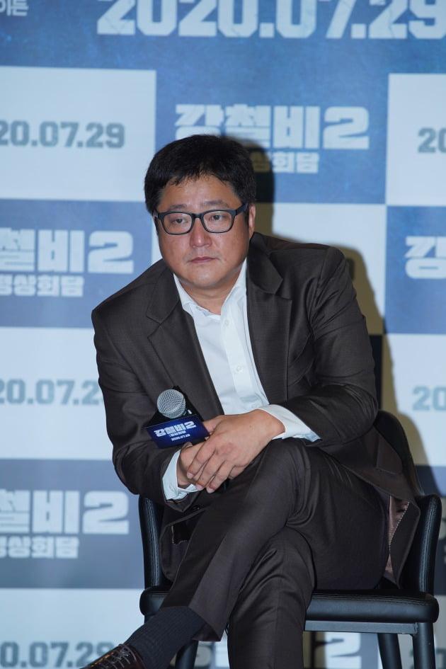 '강철비2' 곽도원 /사진=롯데엔터테인먼트