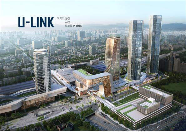 한화건설 컨소시엄, 대전역세권 개발사업 우선협상자에 선정