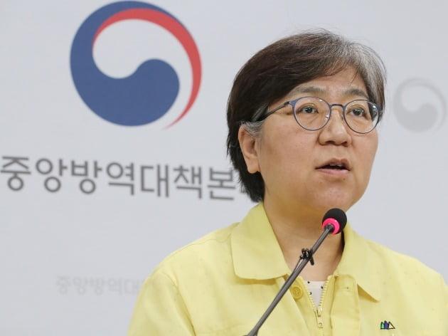 정은경 중앙방역대책본부장(질병관리본부장) [사진=연합뉴스]