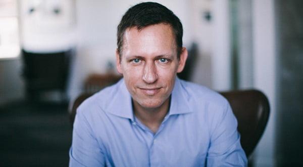 피터 틸 페이팔 창업자 /Thiel Foundation
