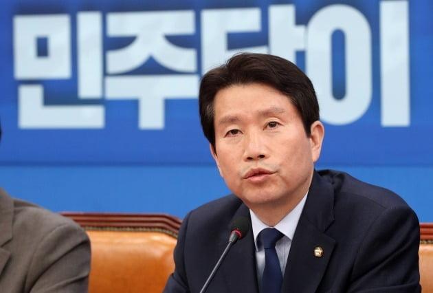 이인영 신임 통일부 장관 내정자 /사진=뉴스1