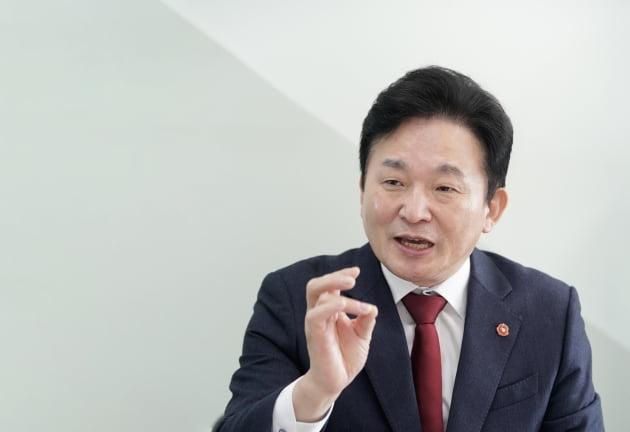 """원희룡 """"강남 아파트 가진 정치인 되지 않겠다"""""""