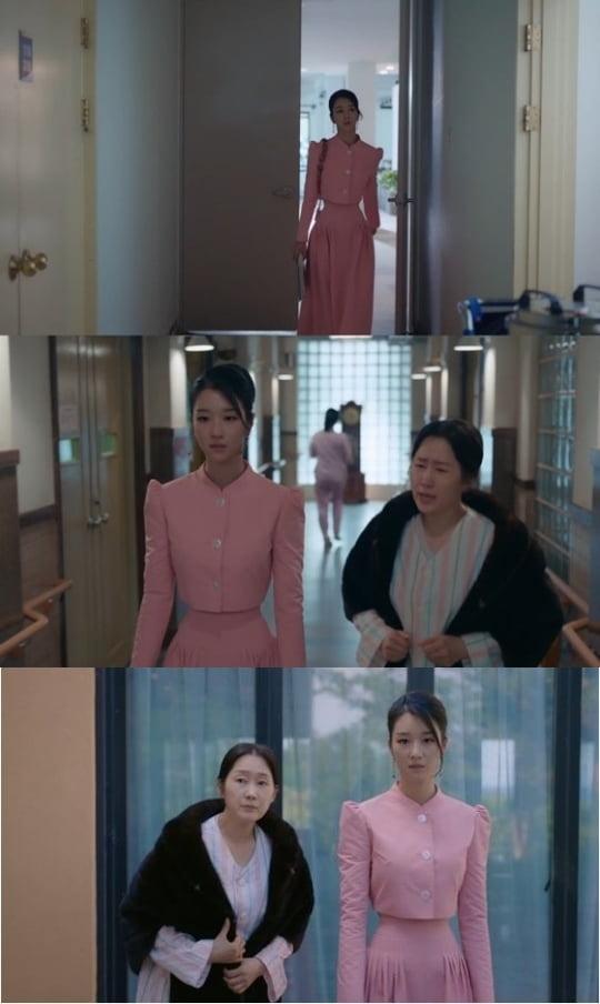 '사이코지만 괜찮아' 서예지 허리 /사진=tvN 방송화면 캡처