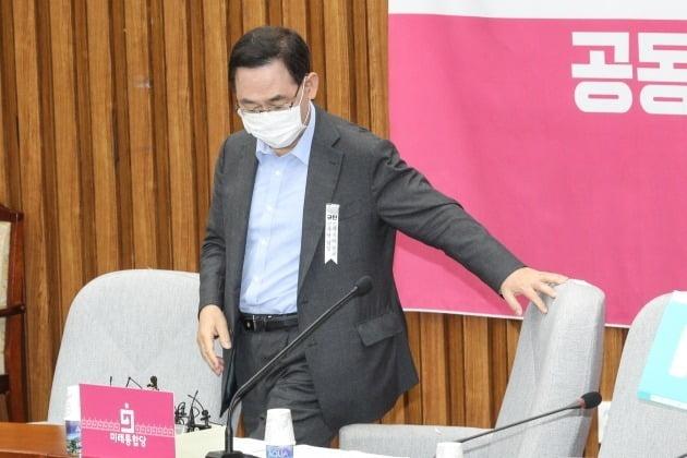 주호영 미래통합당 원내대표. 사진=뉴스1