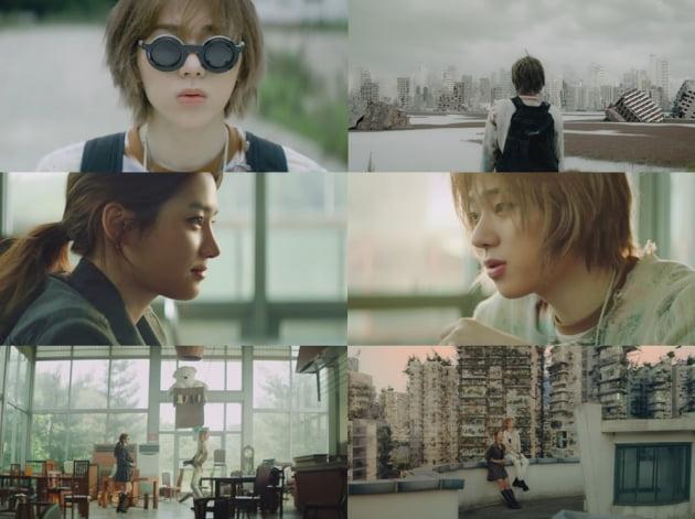 지코 '만화영화' 뮤직비디오 공개 /사진=KOZ엔터테인먼트 제공